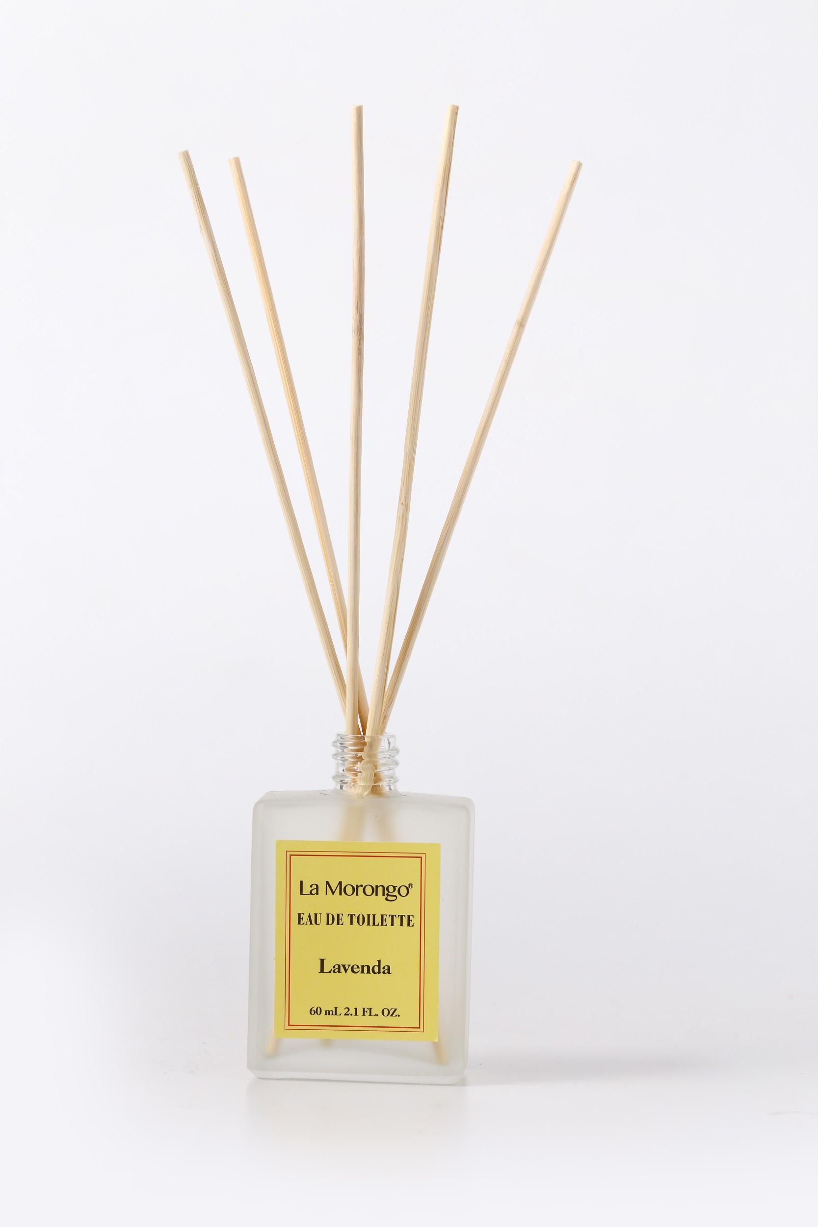 Lavenda bamboo reed diffuser 黃標普羅旺斯薰衣草精油香氛噴霧擴香竹 60mL