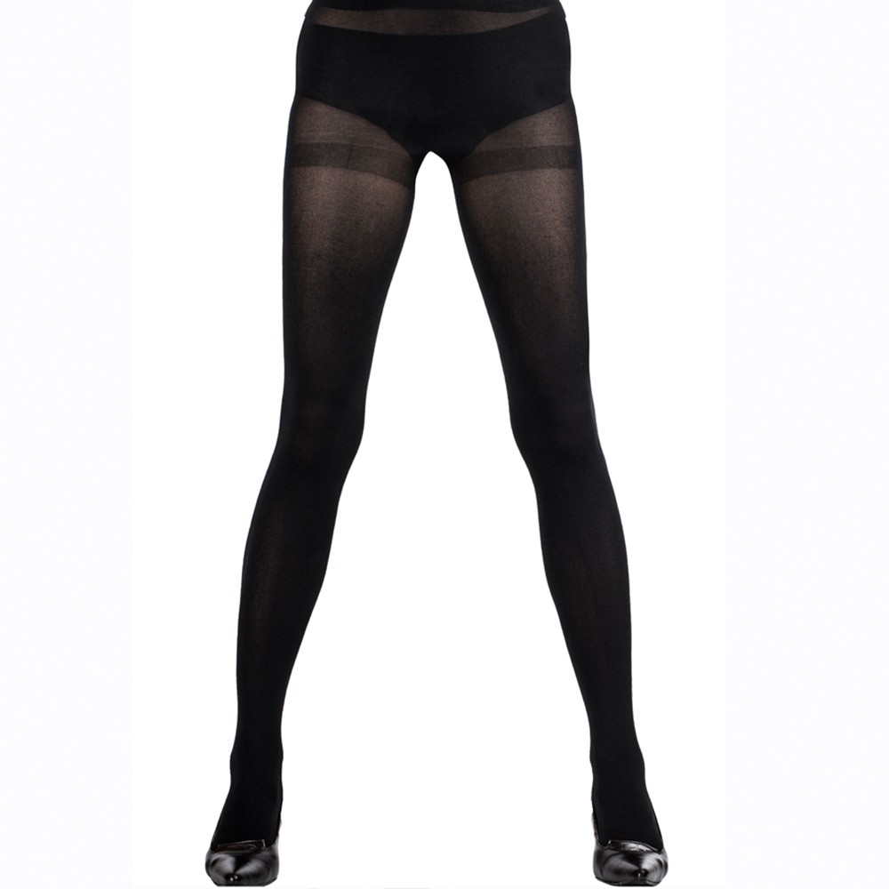 Black Opaque Leggings 極致美肌 飽和色系純黑咖啡褲襪 120丹