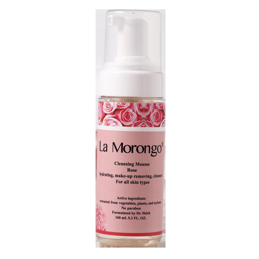 Rose Cleansing Mousse 玫瑰保濕補水潔面慕斯 也可作為 洗手液 補充瓶 Hand Sanitizer&Refill Bottle,Oil Control,Remove Acne Blackhead,Vegan-friendly