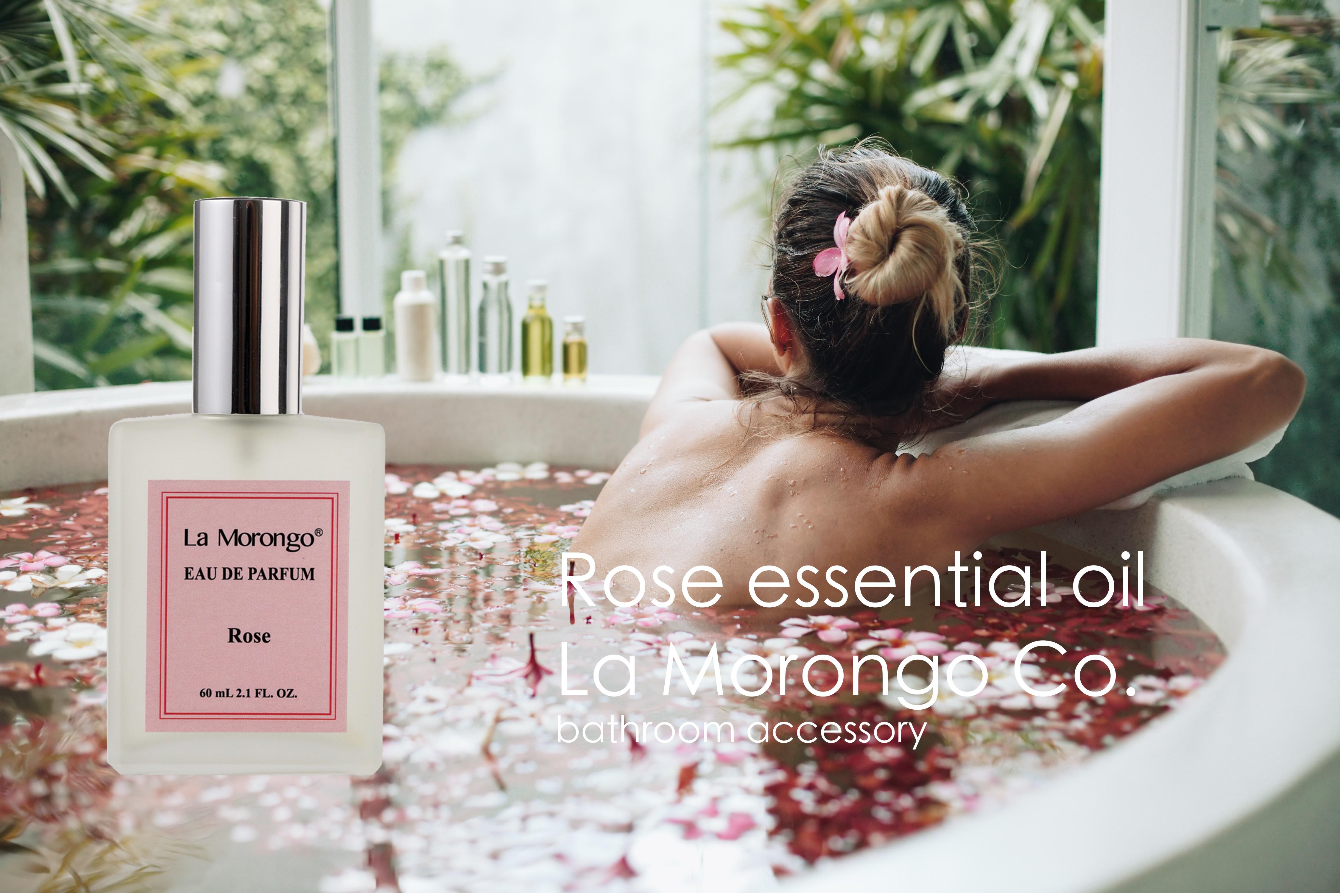 香水 批發 (法國樂木美品) Rose Perfume 玫瑰經典香水噴霧 沐浴精油噴霧 60mL/瓶 一箱
