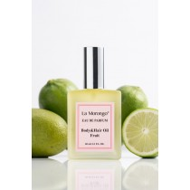 Body & Hair Oil - Fruit Perfume 水果柚子香水油 60mL