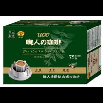 UCC  職人精選 濾掛式 咖啡  7公克 X 75入