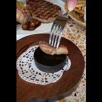 Steak Iron Plate Volcanic Stone 韓式 韓國 酒店 餐廳 家用 居家 火山石 燒烤 石板 烤肉 西餐 牛排 燒烤盤 酒店 石頭 迷你 圓鍋