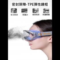 防霧 護目鏡 防風沙 防灰塵 防塵 工業 擋風 眼鏡 騎行 防疫 衛生 外出 工作