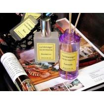 (法國樂木美品) Lavenda bamboo reed diffuser refill bottle 補充瓶 120mL 香氛 香氛補充瓶 薰衣草 補充瓶一瓶 黃標普羅旺斯薰衣草精油香氛噴霧擴香竹 100mLClassic Fragrance Spray, Gentle Scent, Nature, Relax