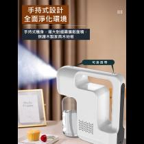 家用 消毒 噴霧器 消毒槍 USB 充電 手持 奈米 藍光 噴霧槍 空氣 電動 酒精 霧化 消毒機 居家 衛生 防疫 實用 多功能 澆花 香氛 香薰機 室內 加濕