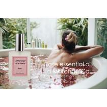 (法國樂木美品) Rose Perfume 玫瑰經典香水噴霧 沐浴精油噴霧 60mL Essential oil,Relax, Natural, Gental smell,For Shower