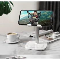 鋁合金 手機支架 直播 追劇 桌面平板通用 懶人支架  可調節 手機架