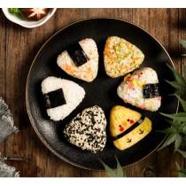日式三角飯糰模具 壽司 一套4個 創意手作 野餐