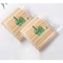 可愛 迷你 小串糖葫蘆 短竹籤 材料 竹簽子 烤肉 中秋節 [500支]