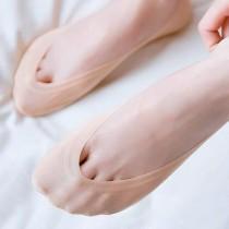 冰絲 船襪 女淺口 隱形襪 防滑 襪子 [一組3雙]