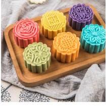 月餅 模型印具 家用立體手壓 烘焙 磨具糕點工具 綠豆糕模具