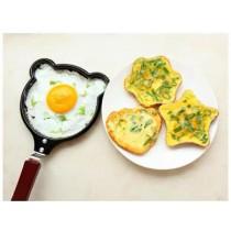 創意居家 百貨 可愛造型 迷你煎蛋鍋  平底鍋 蛋 煎蛋器 打蛋器