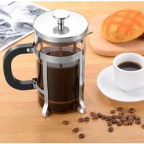 法式手沖壺 壓用 手沖 咖啡壺 泡茶器 茶葉 過濾器 泡咖啡 手動 沖茶器 玻璃 茶葉 咖啡