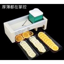 商用檸檬水果切片機奶茶店專用工具切片神器切絲刨絲削土豆切菜機 可製作檸檬乾 番茄片 等 各式切片