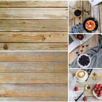 網紅拍攝 道具紙 木紋風格 紋路 逼真 高質感 一次到位 食物 精品 必備