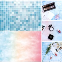 網紅拍攝 道具紙 浴室風格 紋路 逼真 高質感 一次到位 食物 精品 必備