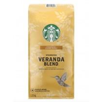 Starbucks Veranda Blend 黃金烘焙綜合咖啡豆 1.13公斤 星巴克 咖啡豆 Starbucks Veranda Blend Whole Bean Coffee 1.13kg