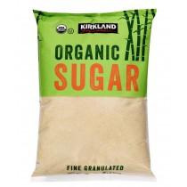 營業用 大包裝 有機 蔗糖 Kirkland Signature 科克蘭 有機蔗糖 4.54公斤 Kirkland Signature Organic Cane Sugar 4.54Kg
