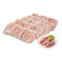 [冷凍配送] 大成 冷凍雞清胸肉 特 A級 台灣製造 2.7公斤 X 5包 Dachan Frozen Chicken Breast 2.7KG X 5Packs