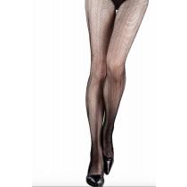 Fishnet Leggings 極致美肌 經典黑網襪