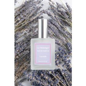 (法國樂木美品) Lavenda Perfume 普羅旺斯薰衣草 精油香水淡香水噴霧 沐浴精油噴霧 60mL Essential oil,Relax, Natural, Gental smell,For Shower