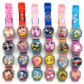 兒童 小孩 卡通 手錶 錶 Child, Kid, Cartoon, Watch, Cartoon, Cute, Children absolutely love to turn it over, Durable, High Quality