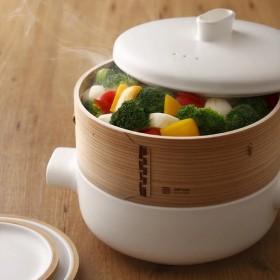 Chinese Style Steamer Set 生活美學 經典中式蒸籠鍋具組盒