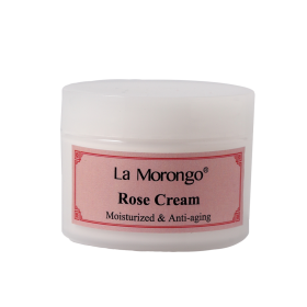 Rose Cream - Moisturizer & Anti-Aging 提亮抗皺玫瑰霜