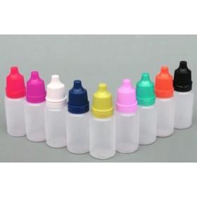 滴瓶1支 10mL 空瓶 眼藥水空瓶 可上飛機  粉紅色蓋 可裝精油與水的稀釋液 75%殺菌酒精  70%殺菌酒精  純酒精
