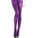 Purple Opaque Leggings 極致美肌 全紫色性感褲襪 100丹Durable,Stretchable,Comfirtable,Slimmer on visual
